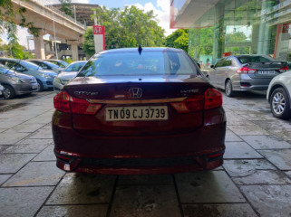 2017 HondaCity 2017-2020 i VTEC CVT VX