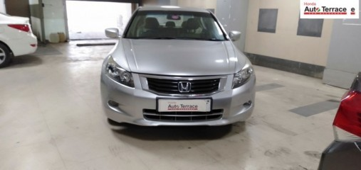 2010 Honda Accord 1.8 MT
