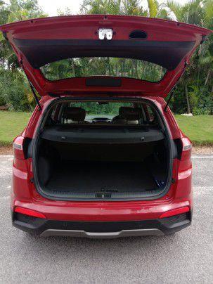 2016 HyundaiCreta 1.6 Gamma SX Plus
