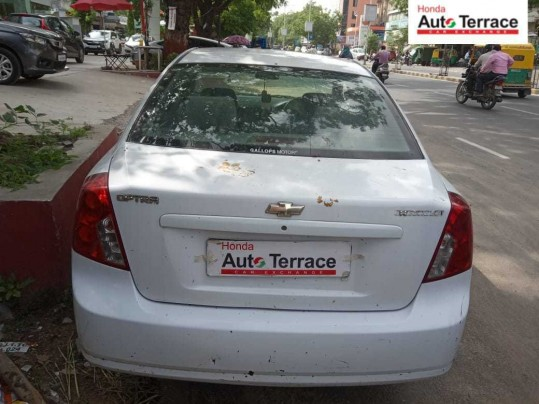 Used Chevrolet Optra 1 6 Car In Ahmedabad 2005 Model Id 855