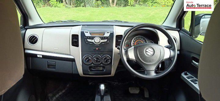 2016 MarutiWagon R AMT VXI