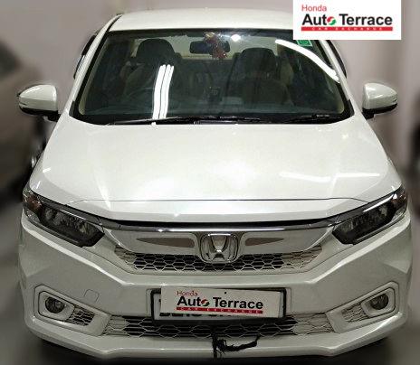 2019 HondaAmaze V CVT Diesel