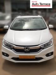 2017 HondaCity i-VTEC CVT ZX