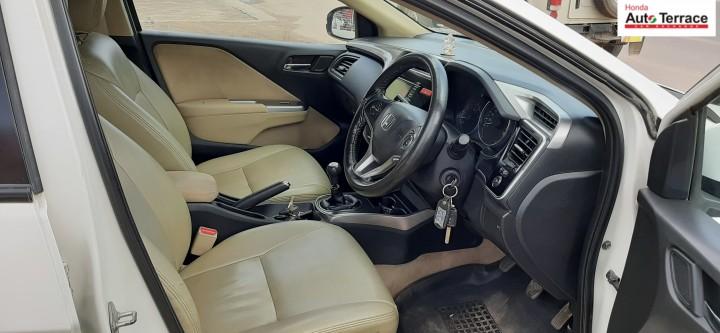 2014 HondaCity i DTec V