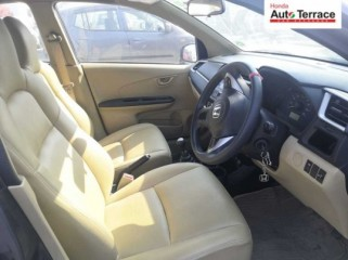 2017 HondaAmaze S Option CVT i-VTEC