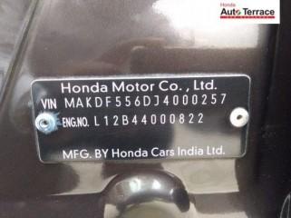 2019 HondaAmaze VX i-VTEC