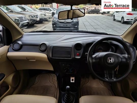 2015 HondaAmaze S i-Dtech