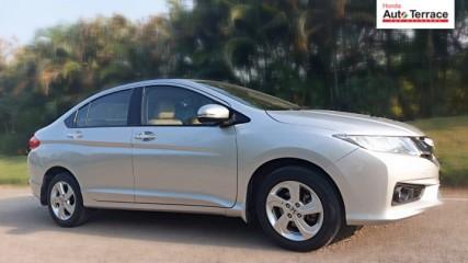 2015 HondaCity i VTEC VX Option
