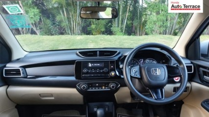 2018 HondaAmaze V CVT Petrol
