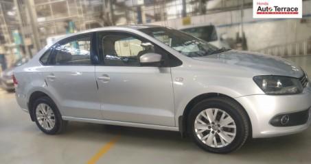 2015 VolkswagenVento 1.5 TDI Highline