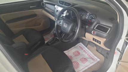 2018 HondaAmaze V CVT Diesel