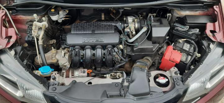 2017 HondaJazz 1.2 V AT i VTEC