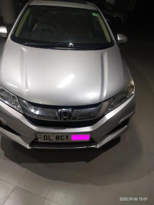 2016 Honda City 4th GenerationCity 2017-2020 i VTEC CVT VX