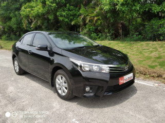 2015 ToyotaCorolla Altis G AT