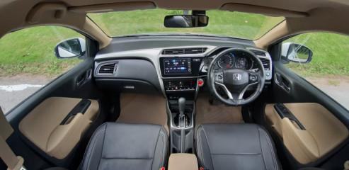 2017 HondaCity i-VTEC CVT V