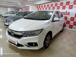 2017 Honda City 4th Generation City 2017-2020 VX MT