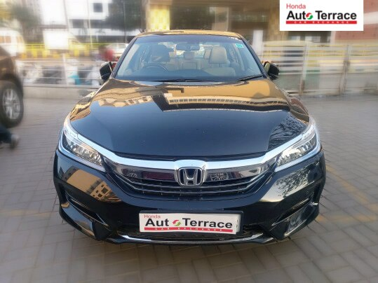 2017 Honda Accord V6 AT