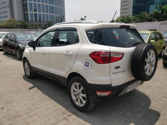 2018 FordEcosport 1.5 TDCi Titanium BSIV
