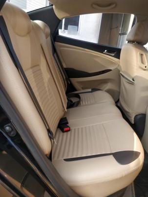 2017 HyundaiVerna 1.6 SX VTVT (O) AT