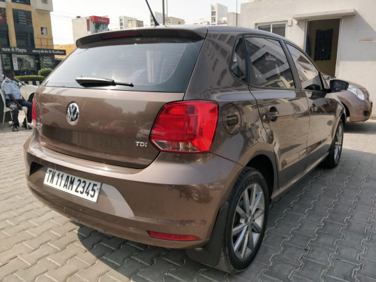 2018 Volkswagen Polo 1.5 TDI Highline