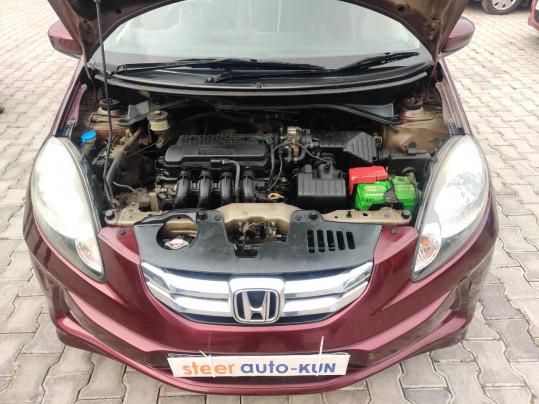 2013 HondaAmaze S AT i-Vtech