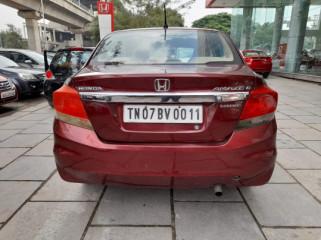 2013 HondaAmaze S Diesel