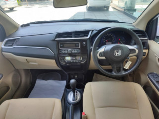 2016 HondaAmaze S CVT Petrol BSIV