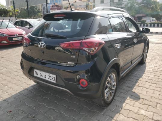 2017 Hyundaii20 Active 1.4 SX