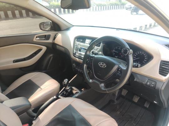 2016 Hyundaii20 2015-2017 1.4 CRDi Asta