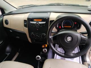 2017 MarutiWagon R VXI